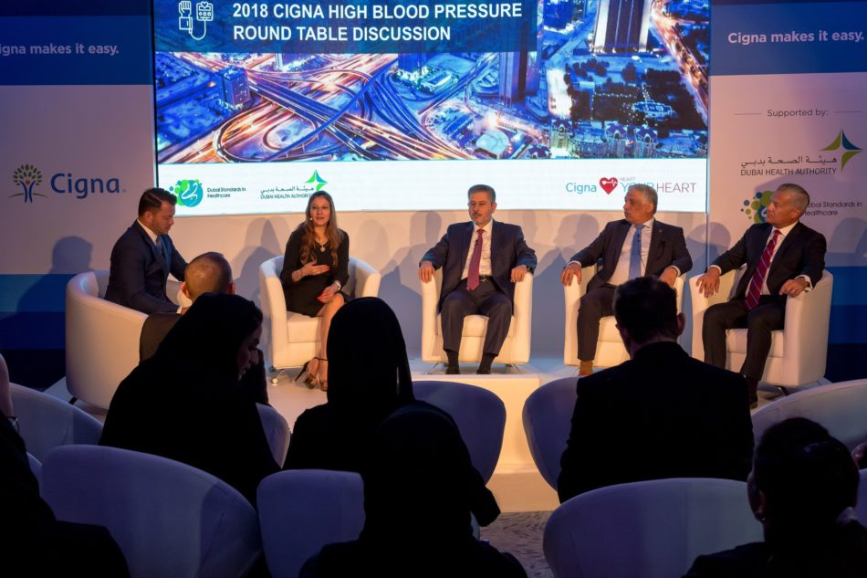 Cigna Insurance Middle East Launches Heart Your Heart Initiative